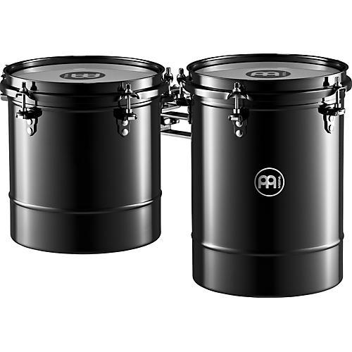 Meinl Artist Series Dave Mackintosh Attack Timbales Black Nickel 9 x 8 in. and 11 x 8 in.