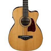 Ibanez Artwood Vintage AVCB9CENT Electric-Acoustic Bass Guitar