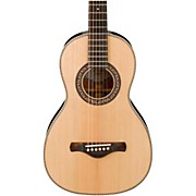 Ibanez Artwood Vintage AVN3NT Spruce/Mahogany Parlor Acoustic Guitar