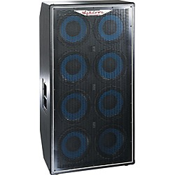 Ashdown ABM 810 8x10 Bass Speaker Cabinet 1200W (USED004001 ABM-810)