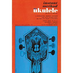 Ashley Mark Instant Method For Ukulele Book (510381)