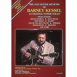 Ashley Mark The Jazz Guitar Artistry of Barney Kessel Tab Songbook (699350)