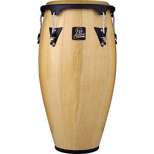 LP Aspire Wood Conga 12 in. Tumba Natural