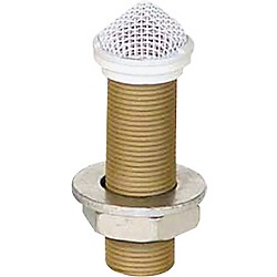 Astatic by CAD 201R Mini Cardioid Installation Boundary Microphone (201RW)
