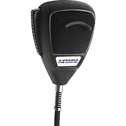 Astatic by CAD Noise-Canceling Omnidirectional Dynamic Handheld Microphone with Switch (631L)