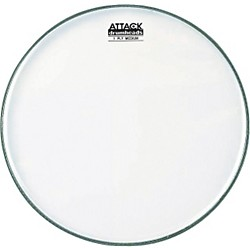 Attack 1-Ply No Overtone Coated Drumhead (DHNO24C)