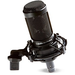 Audio-Technica AT2035 Large Diaphragm Cardioid Condenser Microphone (AT2035)