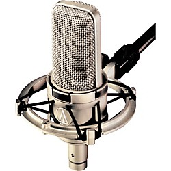 Audio-Technica AT4047 Condenser Microphone (AT4047/SV)