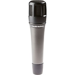 Audio-Technica ATM650 Hypercardioid Dynamic Instrument Microphone (ATM650)