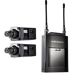 Audio-Technica ATW-1822 1800 Series Dual Channel UHF Wireless System (ATW-1822D)