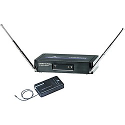 Audio-Technica ATW-251 Freeway VHF UniPak Wireless System (ATW-251-T8)