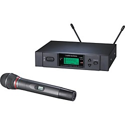 Audio-Technica ATW-3141b 3000 Series Dynamic Microphone Wireless System (ATW-3141bC)