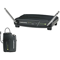 Audio-Technica ATW-901 System 9 VHF Wireless Unipak System (ATW-901)