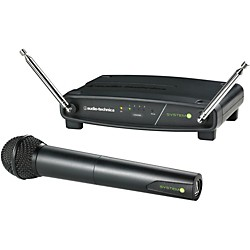 Audio-Technica ATW-902 System 9 VHF Wireless Handheld Microphone (ATW-902)