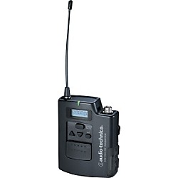Audio-Technica ATW-T310b UniPak Wireless Transmitter (ATW-T310bD)