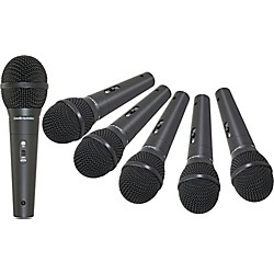 Audio-Technica M4000S Microphone 6-Pack (KIT773147)