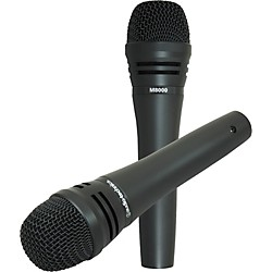 Audio-Technica M8000 Mic Buy One Get One Free (KIT868568)