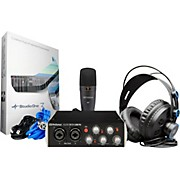 PreSonus AudioBox 96 Studio Package
