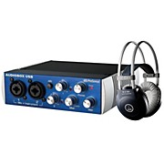 PreSonus AudioBox USB 2x2 AKG Package