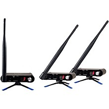 Wi Digital AudioMatrix Portable Stereo Digital Multicast Wireless Audio System