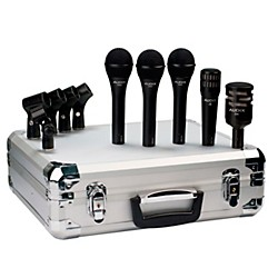 Audix BP5 Pro 5-Piece Band Microphone Pack (BP5 Pro)