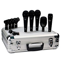 Audix BP5F 5-Piece Band Microphone Pack (BP5F)