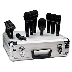 Audix BP7F 7-Piece Band Microphone Pack (BP7F)