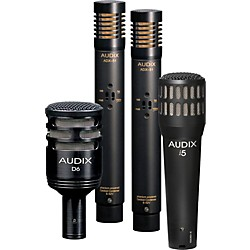 Audix DP-QUAD 4-Piece Drum Mic Pack (DP-Quad)