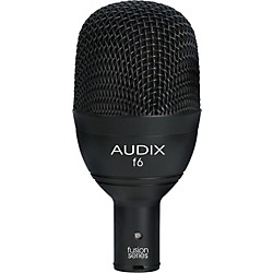 Audix F6 Kick Drum & Bass Frequencies Microphone (F6)