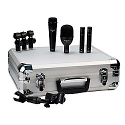 Audix FP Quad 4-Piece Drum Microphone Pack (FP Quad)