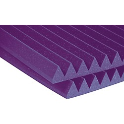 "Auralex 2"" Studiofoam Wedge 2'x2'x2"" panels (12 pack) (2SF22PUR-HP)"