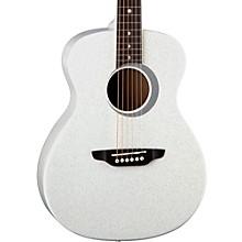 Luna Guitars Aurora Borealis 3/4 Size Acoustic Guitar