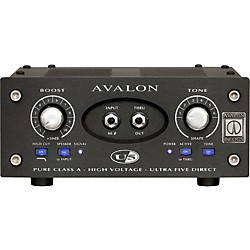 Avalon U5 Direct Box Instrument Preamplifier - 15th Anniversary (U5 15th Ann)