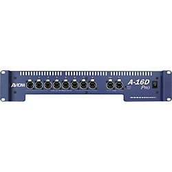 Aviom A-16D Pro A-Net Distributor and DC Power Source (A-16D PRO)