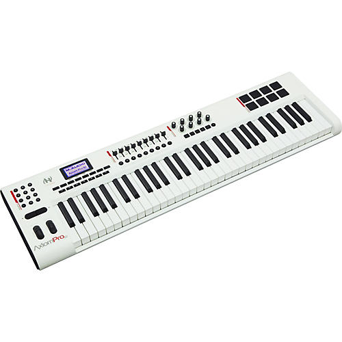 M-Audio Axiom Pro 61 USB/MIDI Keyboard Controller-thumbnail