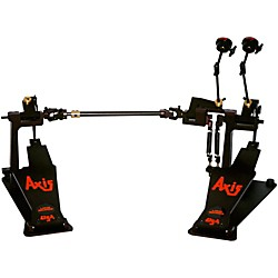 Axis Longboard A Double Bass Drum Pedal (A-L2CB)