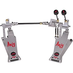 Axis Longboard X Double Bass Drum Pedal (X-L2)