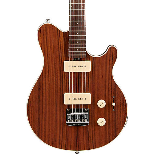 Ernie Ball Music Man Axis Super Sport MM90 Electric Guitar with Rosewood Top and Neck-thumbnail