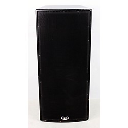 B-52 ACT-1515X Active Dual 15 Inch Two Way 1000 Watts Speaker (USED006015 ACT-1515X)