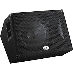 B-52 MX-MN15 15 Inch Two Way Stage Monitor 300 Watts (MX-MN15)
