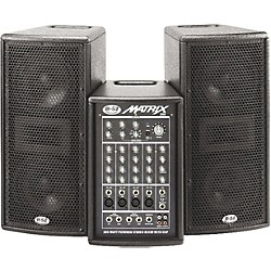 B-52 Matrix-200 200W 3-Piece Active PA system (MATRIX-200)