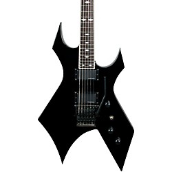 B.C. Rich NJ Series Warlock Electric Guitar (NJWGFRBK)