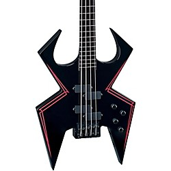 B.C. Rich WMD Widow Electric Bass Guitar (W4WIBO)