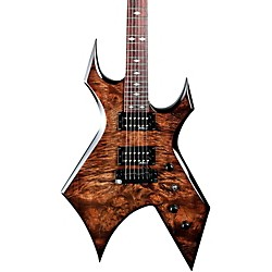 B.C. Rich Warlock Plus Electric Guitar (WGPBKV)
