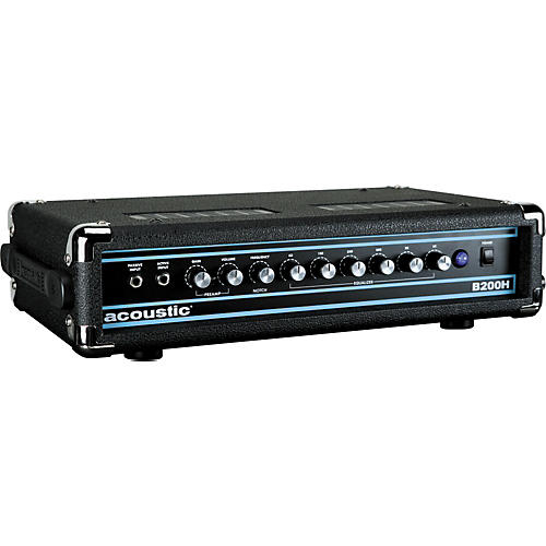 Acoustic B200H 200W Bass Head