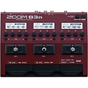 Zoom B3n Multi-Effects Bass Guitar Processor