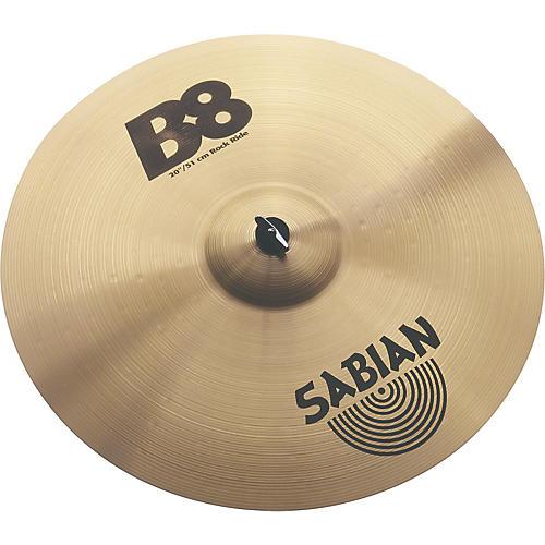 Sabian B8 Series Rock Ride Cymbal-thumbnail