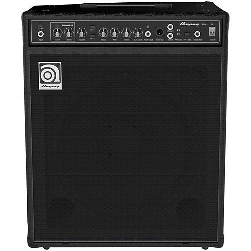 Ampeg BA115V2 1x15 Bass Combo Amplifier-thumbnail