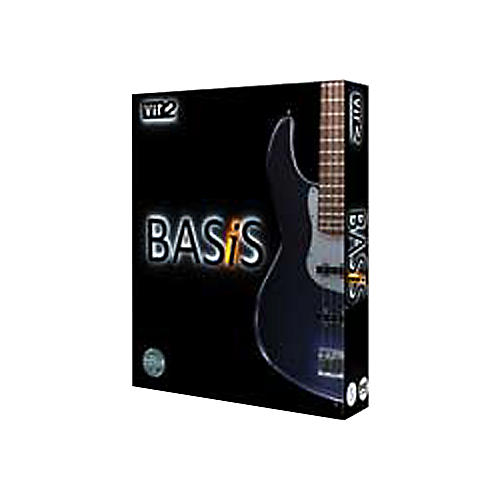 Big Fish BASiS Bass Virtual Instrument Software-thumbnail