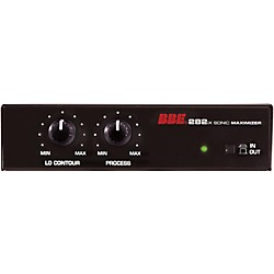 BBE 282iX Desktop Sonic Maximizer with Balanced 3-Pin XLR Connections (USED004000 282iX)